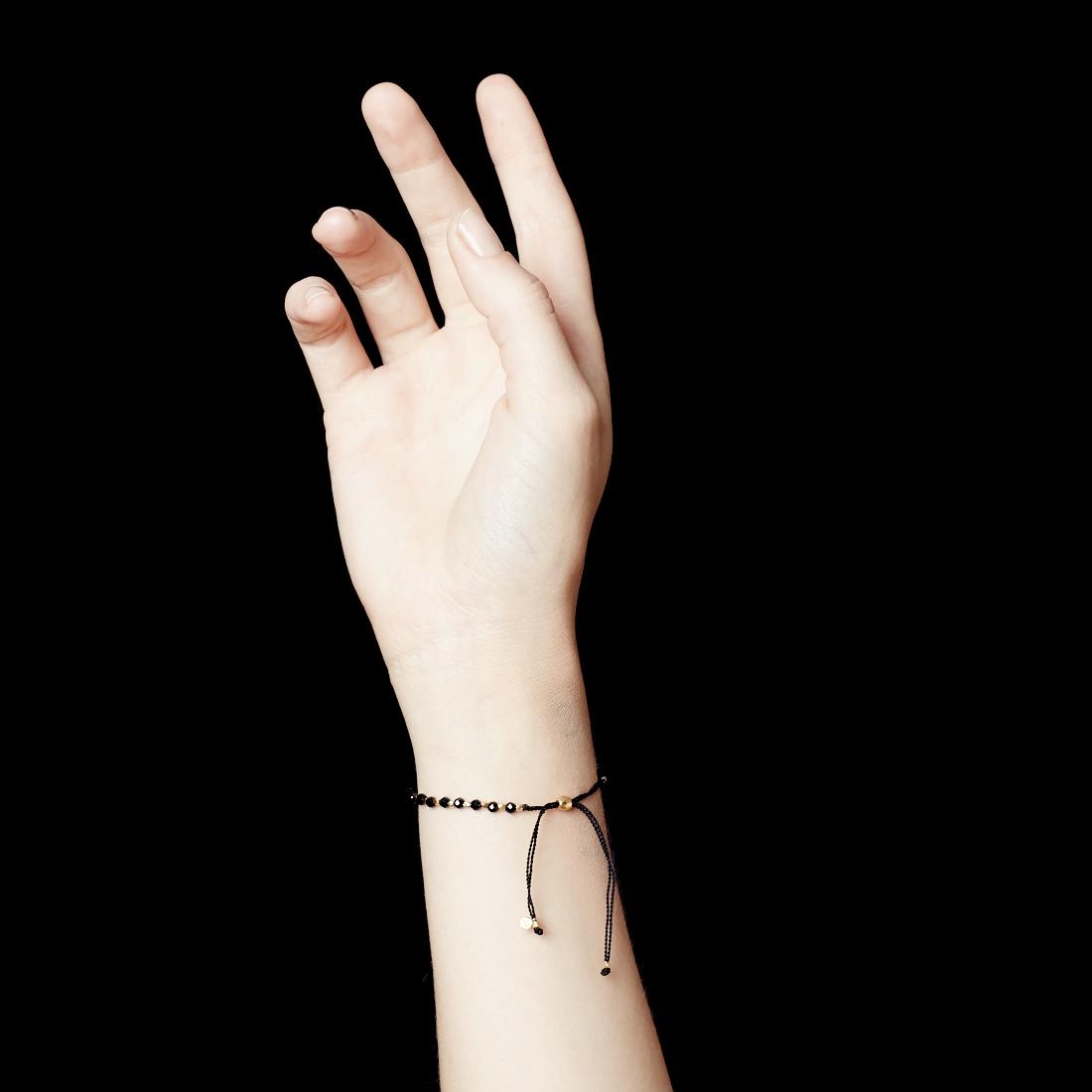 Spinel Skinny Biography Bracelet