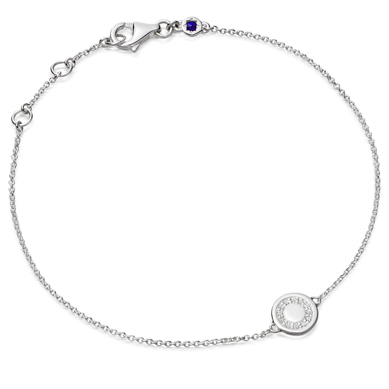 Mini Cosmos Diamond Bracelet