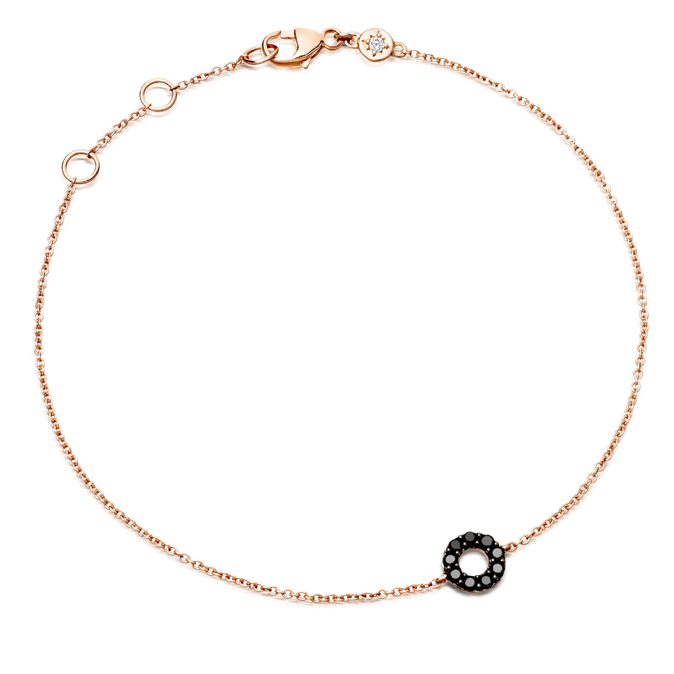 Mini Halo Bracelet