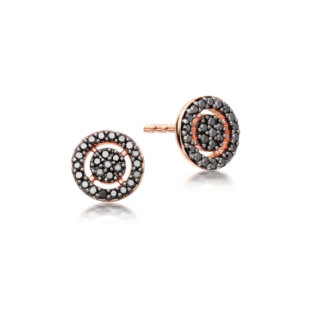 Mini Icon Aura Stud Earrings