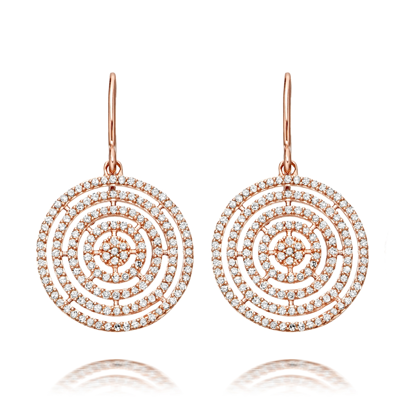 Icon Aura Diamond Earrings