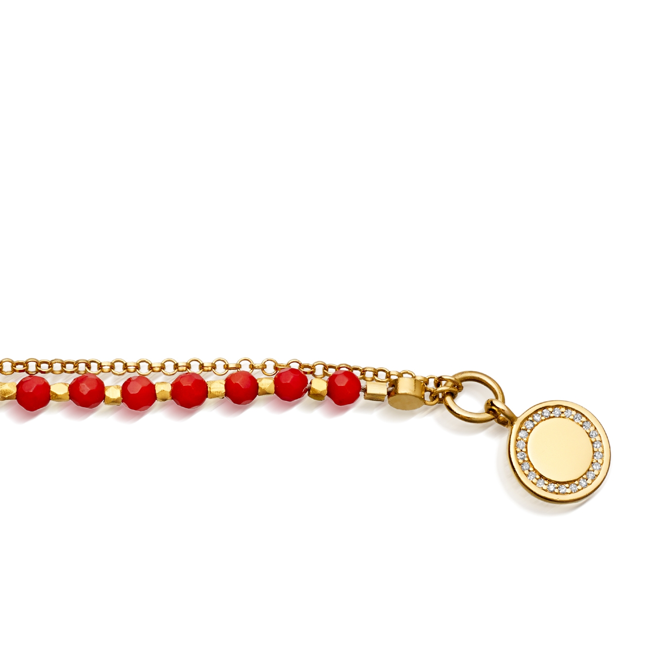 Sea Bamboo Cosmos Biography Bracelet