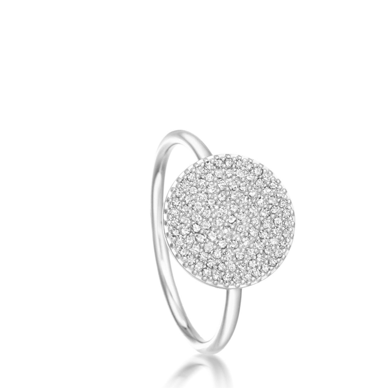 Icon Diamond Ring