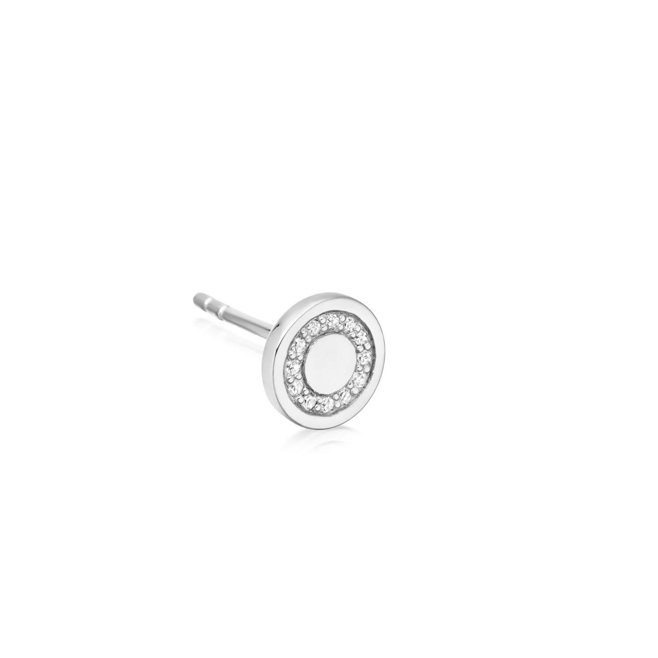 Single Mini Cosmos Stud Earring