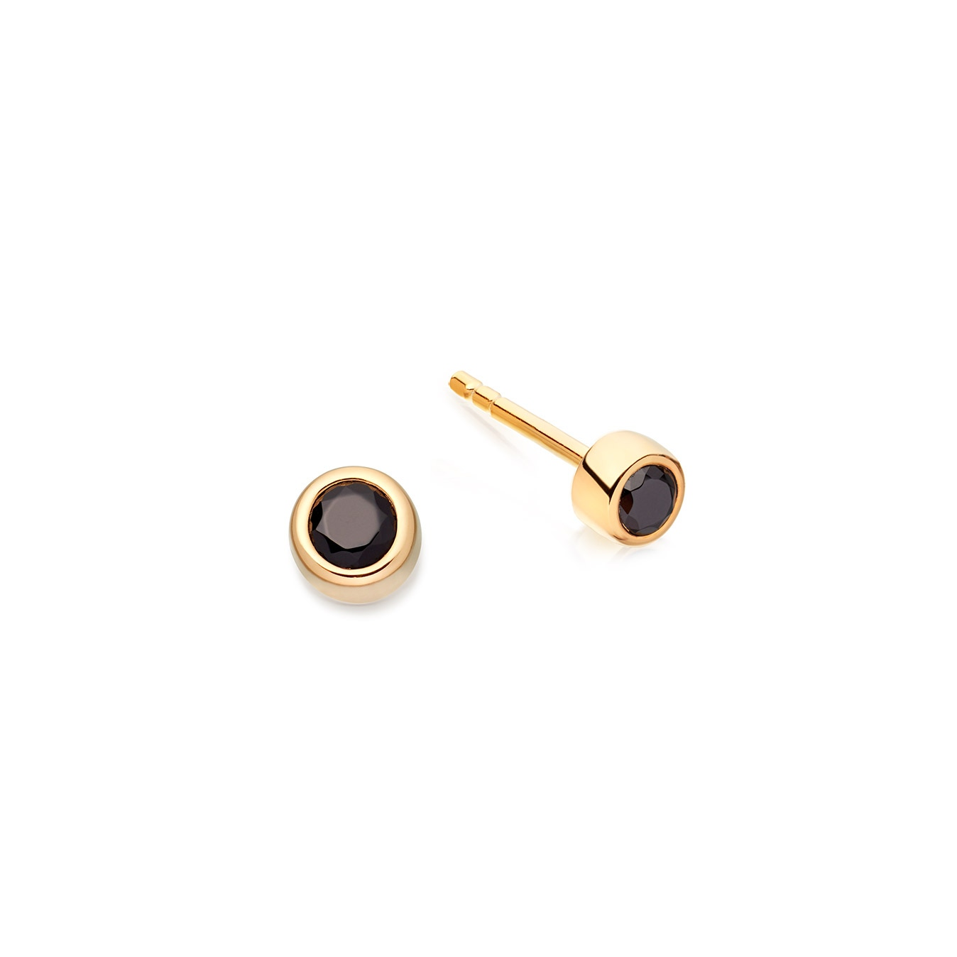 Mini Spinel Stilla Stud Earrings