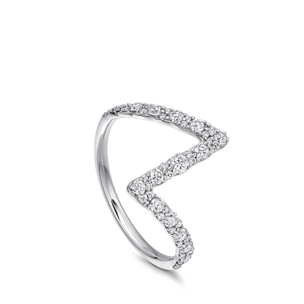 Flash Interstellar Diamond Ring