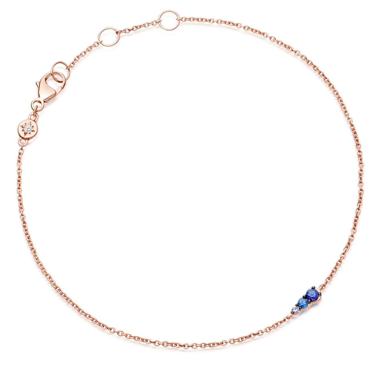 Sapphire Mini Interstellar Bracelet