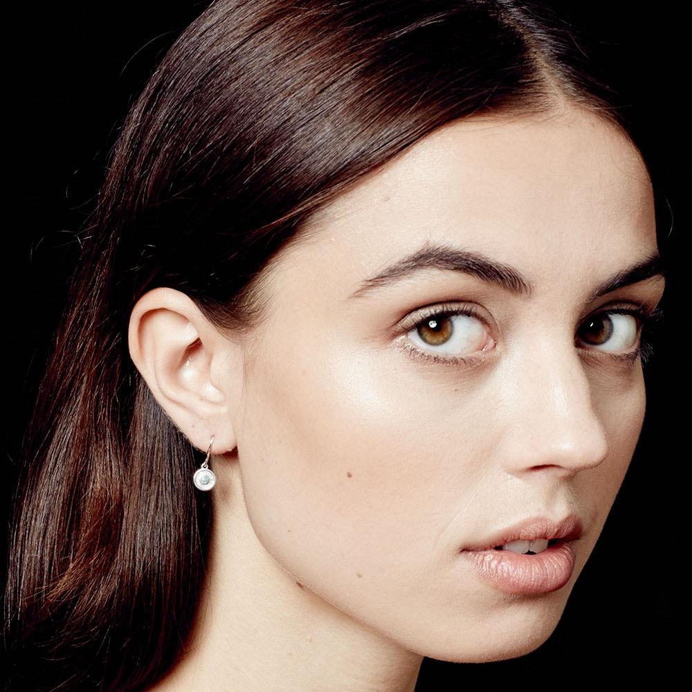 Mini Cosmos Drop Earrings