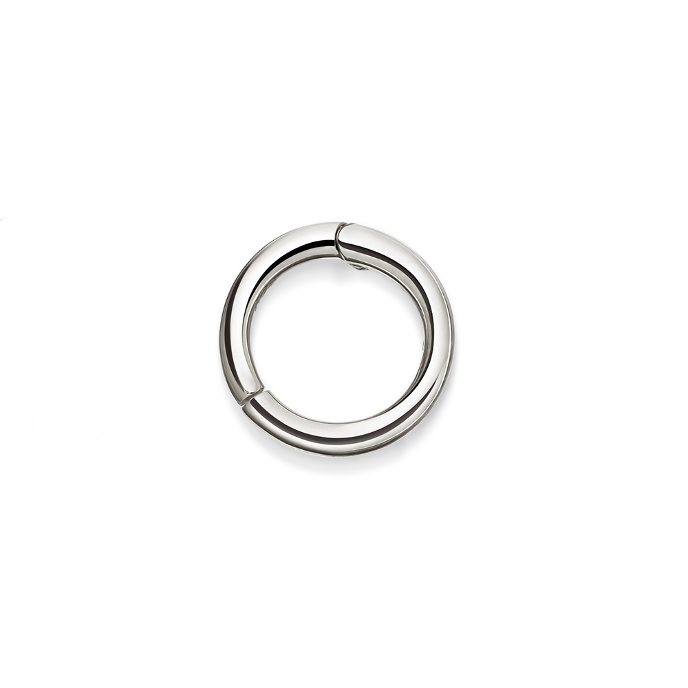 Tiny 14kt Single Cartilage Hoop Earring