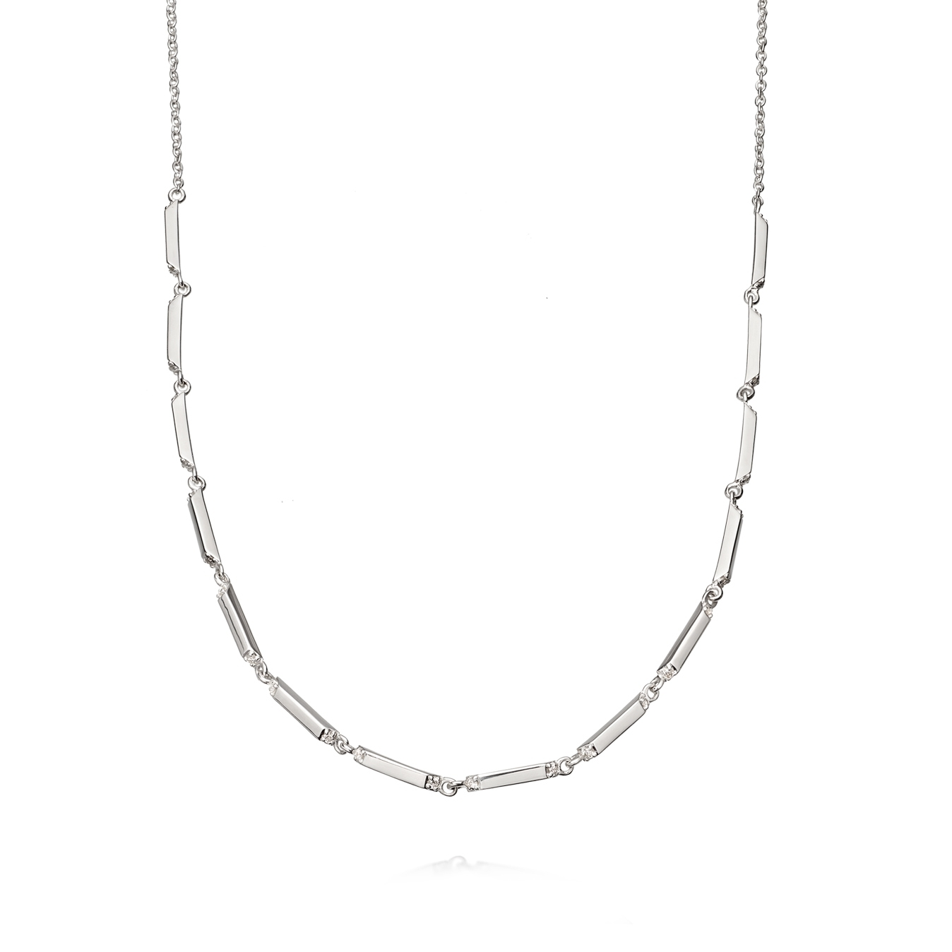 Aubar Diamond Necklace