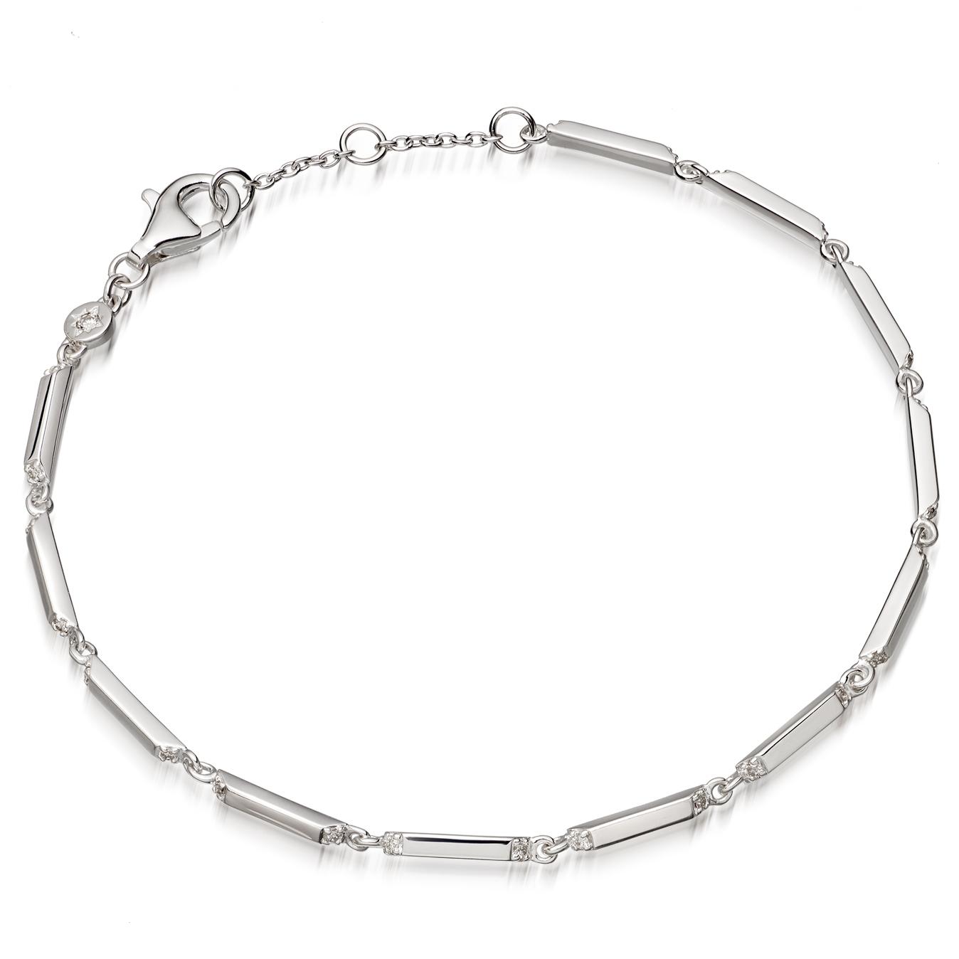 Aubar Diamond Bracelet