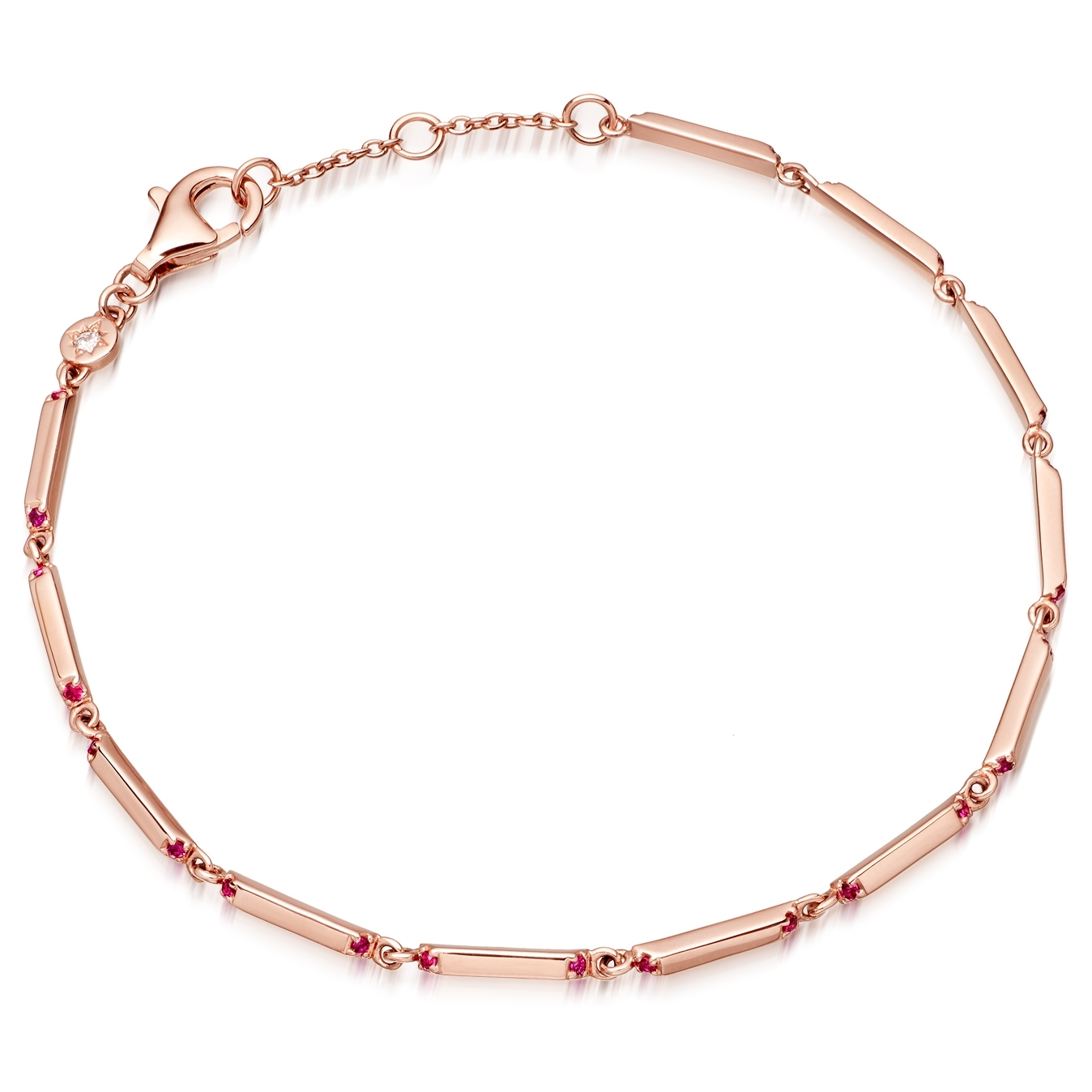 Aubar Ruby Bracelet