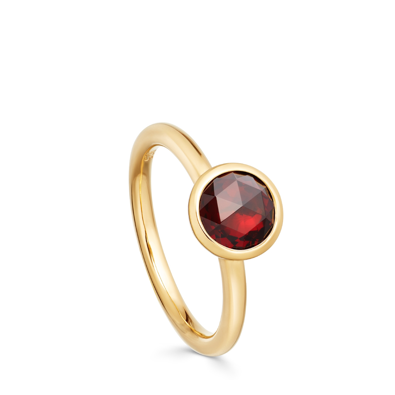 Mini Garnet Stilla Ring