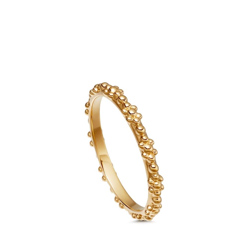 Mille Beaded Ring