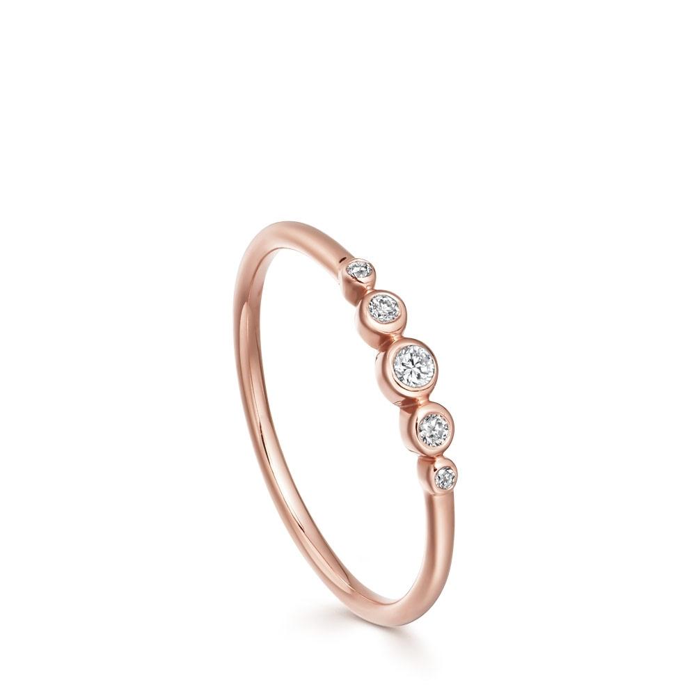 Mini Icon Nova Diamond Ring
