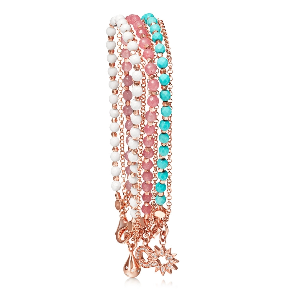 The Fair Weather Bracelet Stack
