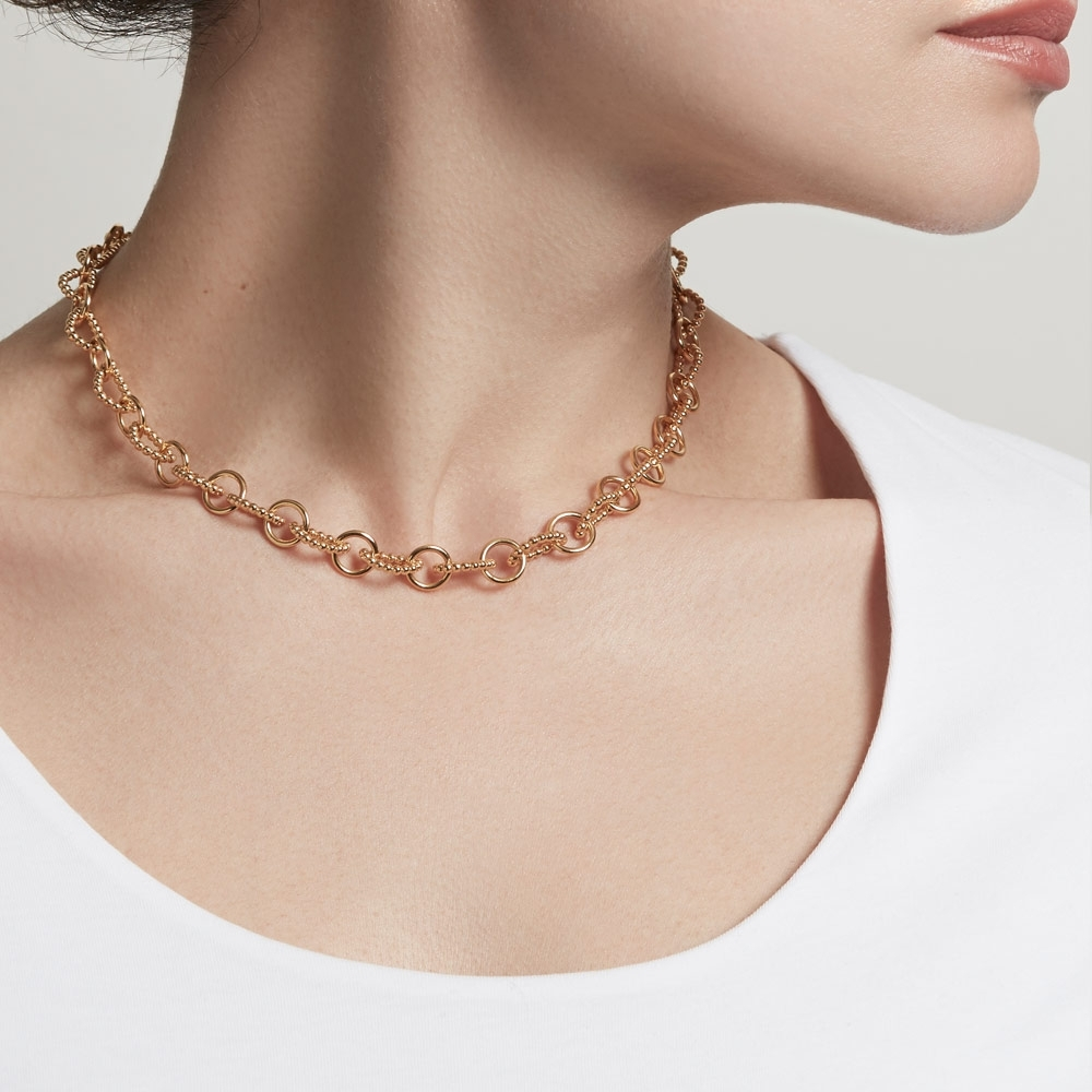 Stilla Arc Chain Choker