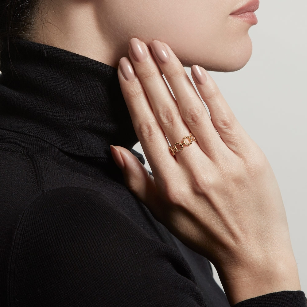 Stilla Arc Gold Ring