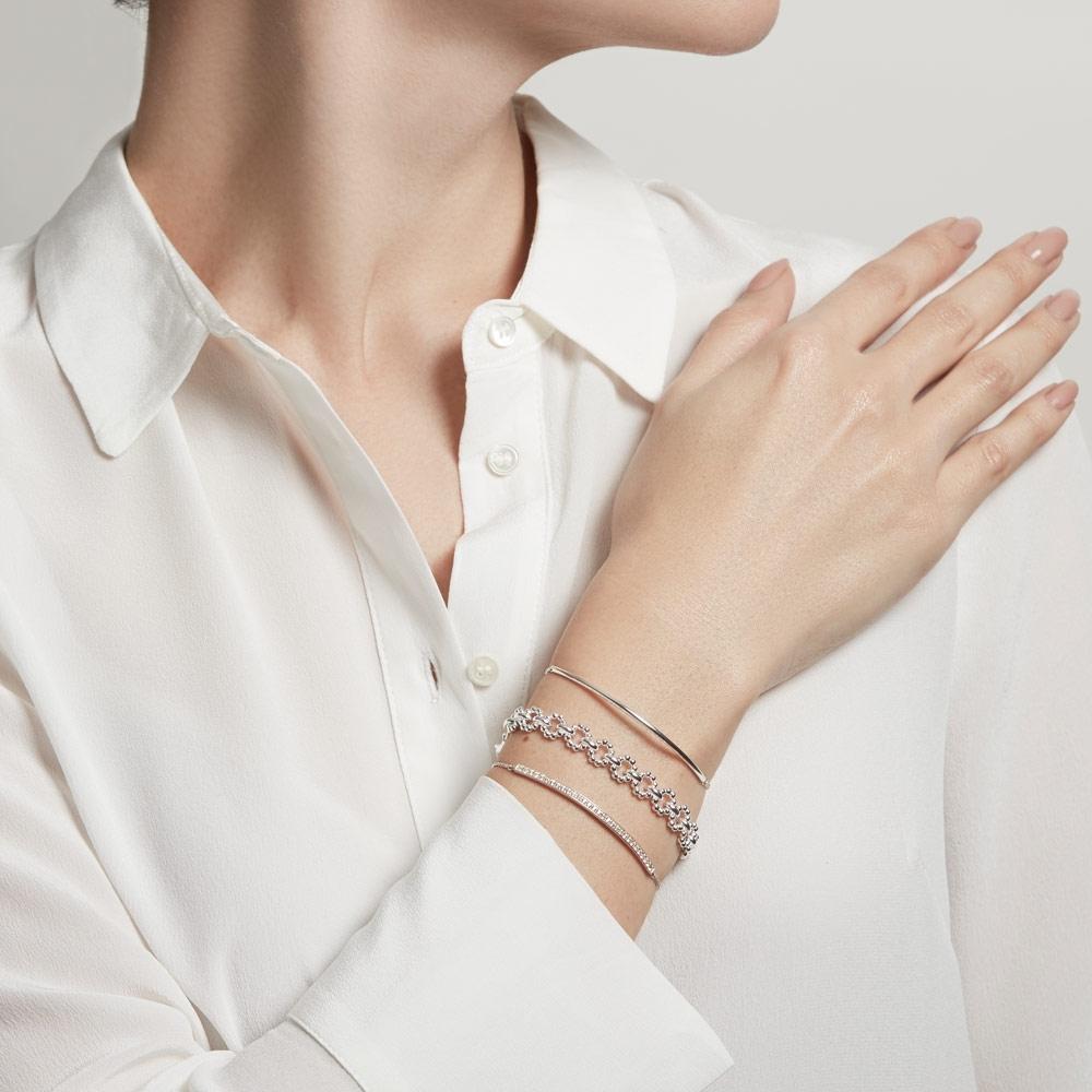 Connection Bracelet Stack