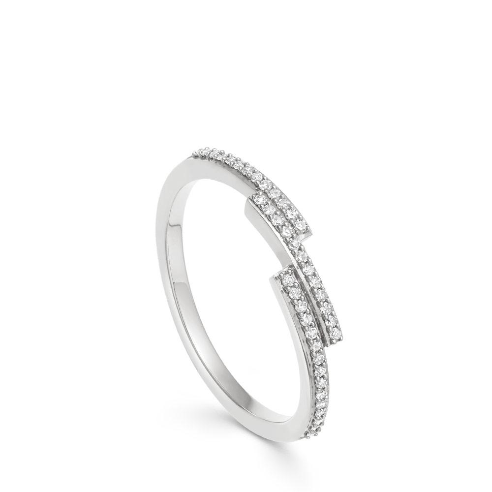 Icon Scala Diamond Ring