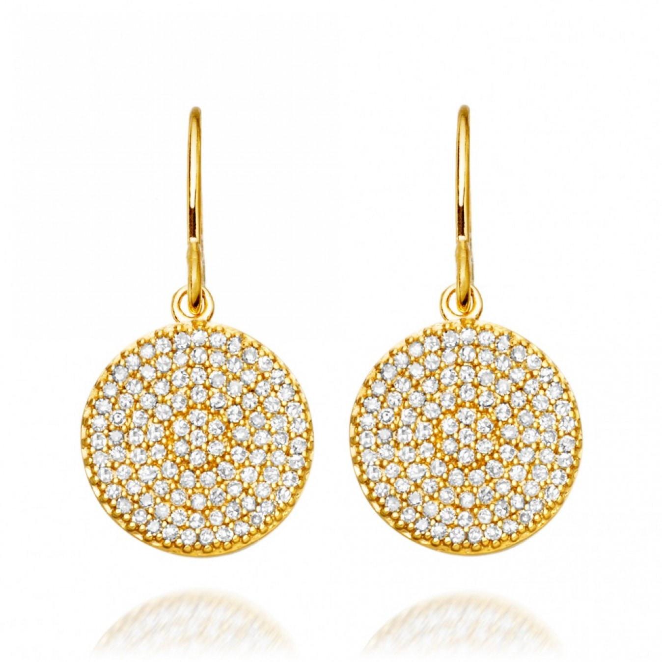 Icon Diamond Earrings
