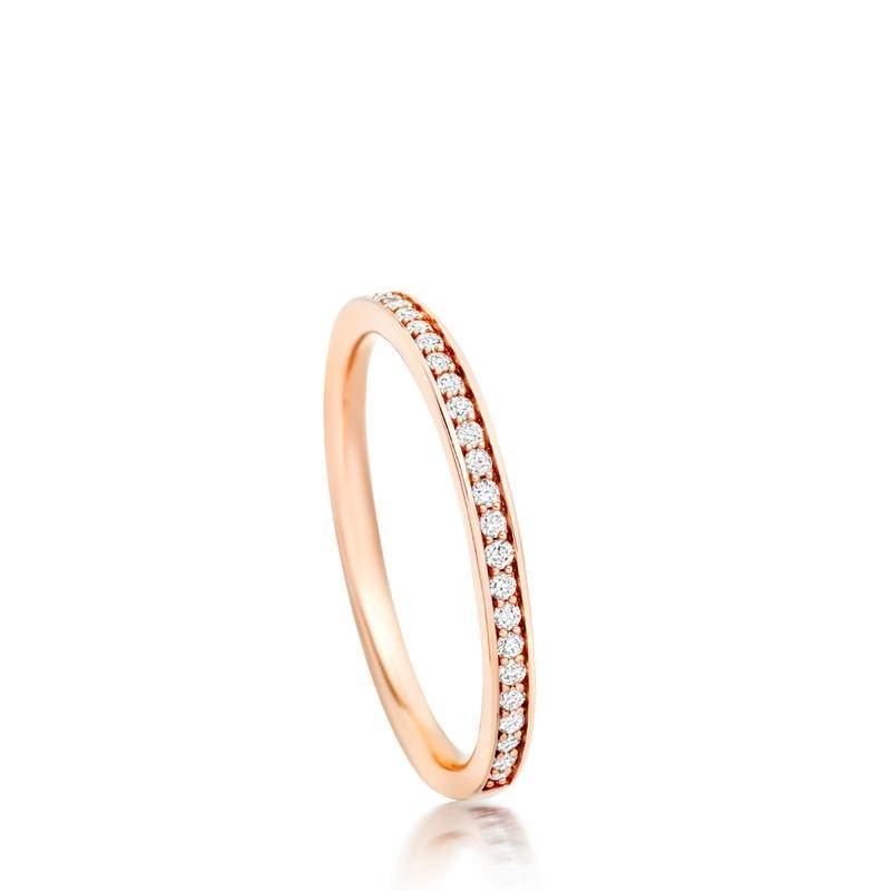 Leah Infinity Ring