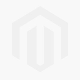Mini Halo Emerald Single Hoop Earring